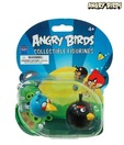 Angry Birds Figurine Black & Blue Toy