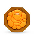 Earth Home Decor Ganesha Hexagon Idol