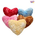 Isabelle Heart Shape Cushion Set