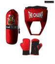 Speed Up The Champ Boxing Set 3 Pc.
