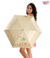 Isabelle Cute Cream Umbrella