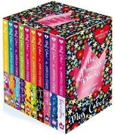 Princess Diaries 10 Copy Box Set