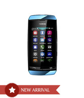 Nokia Asha 306 (Blue)