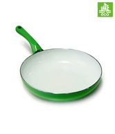 I-PAC Ceramic Coating Aluminium Fry Pan - 28 cm
