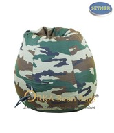 Orka Bean Bags Military Print Bean  Bag