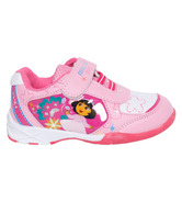 Dora Adorable Pink Casual Shoes