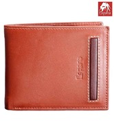 Espana Burnt Umber & Brown Wallet