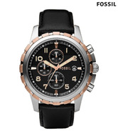 Fossil Heritage Chronograph Watch