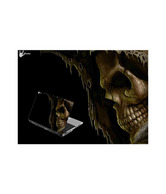 The Lycans Horror Skull Laptop Skin