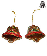 Ratoomal Wooden Bell Hanging Set