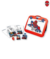 Spiderman 4 Travel Art Easel Set