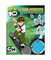 Ben 10 1000 Stickers