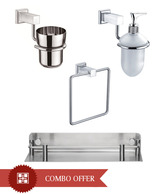 Regis Stainless Steel Wash Basin Set 1- Splash Series