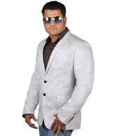 The Design Factory White Blazer