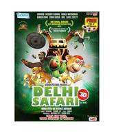 Delhi Safari  (Hindi) [DVD 3D]