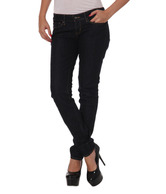 Levis Lovely Black Slim Fit Denim Jeans