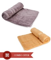 SS Bath Towel (Set of 2)