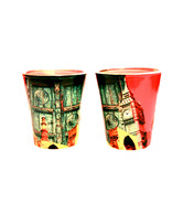 Tungs10 East Meets West Shot Glass Pair