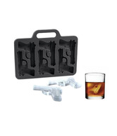 Pegs'N'Pipes Gun Ice Tray