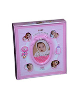 Offspring My Baby Enchanting Photo Album- Pink