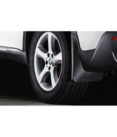 Speedwav - Car Mud Flaps For Honda Jazz Set of Four Pieces