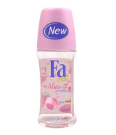 Fa Natural & Pure Roll On-50ml