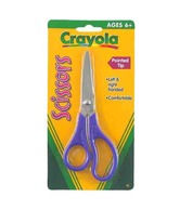 Crayola Pointed Tip Scissors -Pack Of 2