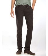 Basics 029 Dark Grey Chinos