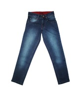 LanosUC Turquoise Blue Boys Jeans For Kids