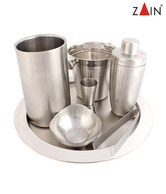 Zain Exclusive Eight Piece Bar Set