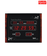 Ajanta Sleek Digital Clock