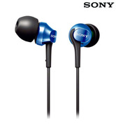 Sony Earphone MDR-60LP Blue