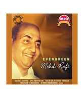 Evergreen Mohd.Rafi (Hindi) [Audio CD]