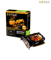 Zotac GTX 650 TI Amp Edition 2GB DDR5 Graphic Card
