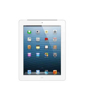 Apple iPad with Retina display with Wi-Fi 16GB - White