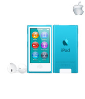 New Apple iPod nano 16GB Blue (7th Generation)