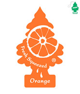 Little Trees - Orange (Pack of 3)