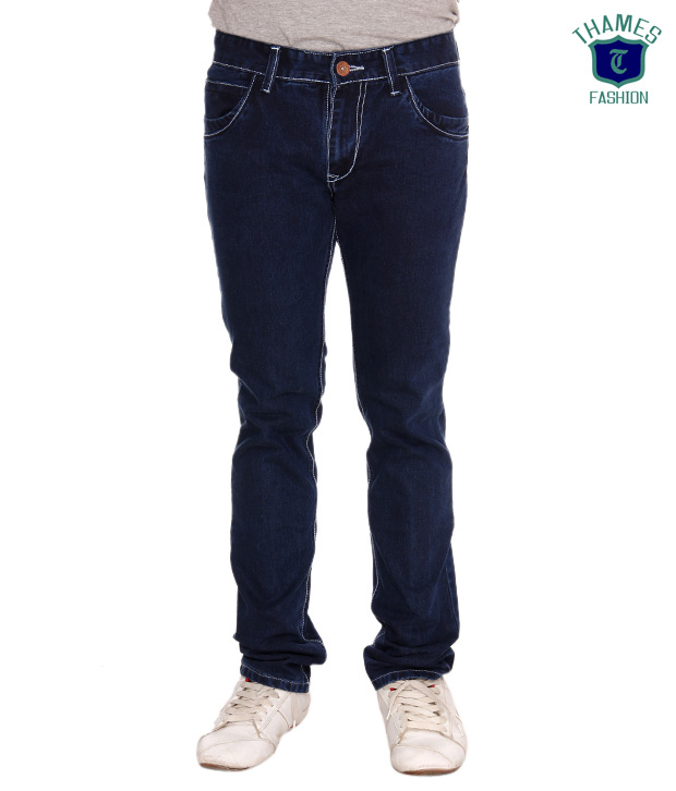 Thames Ink Blue Classic Jeans