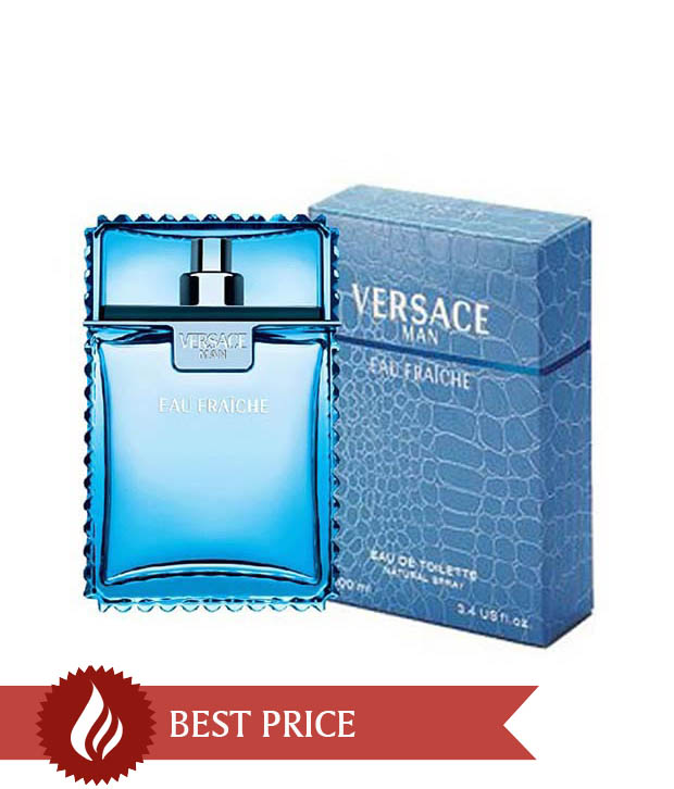 Versace Eau Fraiche Men Edt 100Ml