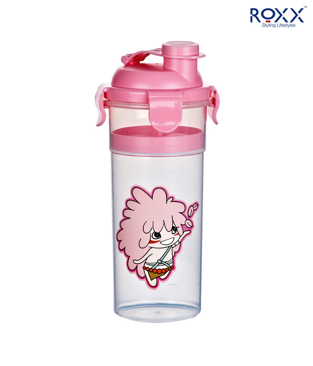 ROXX Pure Lock Pink Sipper