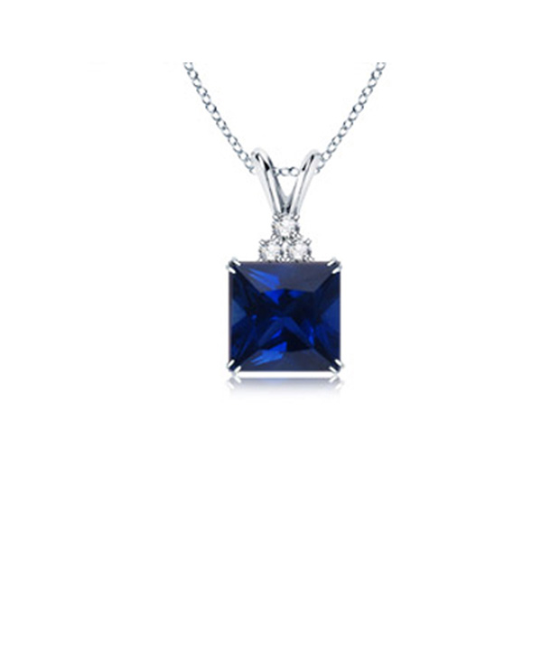 AG Incredible Diamond Pendant
