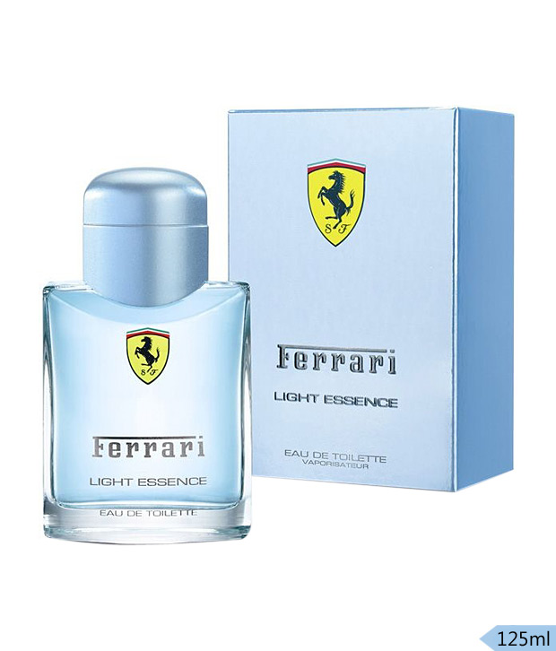 Ferrari Light Essence Men Edt 125Ml