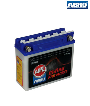 ABRO - Bike Battery - 7 Amp (Without Acid)