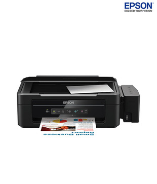 Epson L355 Printer  (Print, Scan, Copy)