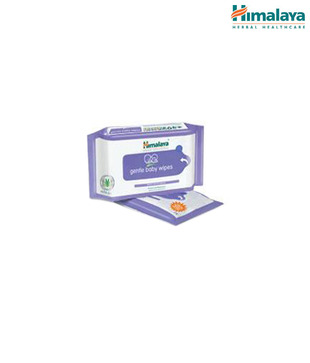 Himalaya Gentle Baby Wipes 72