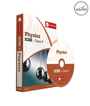 Edurite ICSE Class 9 Physics (2CD Pack)