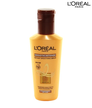 L'Oreal Smooth Intense Serum With Argan Oil 100ml 