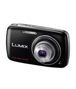 Panasonic Lumix DMC S3 14.1 MP Point & Shoot Digital Camera (Black)