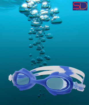 SD Stylish Swimming Goggles