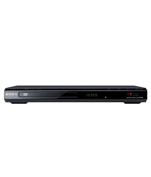 Sony DVP-SR660P DVD Player